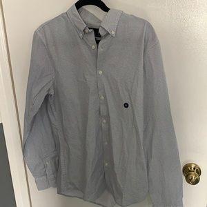 3 for $45! Abercrombie men's button down shirt